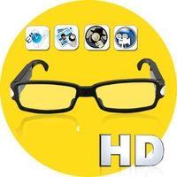 Wholesale HD720P Sunglasses Spy Camera Eyewear mini DV CCTV DVR Hidden Digital Video Recorder