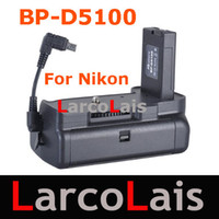 Wholesale Aputure Camera Accessories Battery Grip for D5100 BP D5100 DSLR SLR Extends the Battery Life