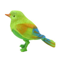 Wholesale novelty item children gift Lovely Bird voice control bird fantastic singin