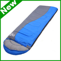 Wholesale New Arrival Waterproof Envelope Camping Sleeping Bags Soft Sleeping Bags For Adult Teen SP40B