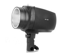Wholesale Studio Flash W Photo Studio Strobe Flash Camera Light Lamps GY180 v v version
