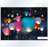 Wholesale 2012 NEW Chinese Sky fire Lanterns Wedding Birthday Wishing Balloon