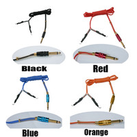 Above 5 Pieces Other Machine Liner & Shader 20pcs tattoo clip cord 4 color high quality hot sale