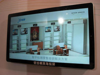 Wholesale inch LCD TFT wall mounted advertising player HD Display Digital Signage Indoor Outdoor Display