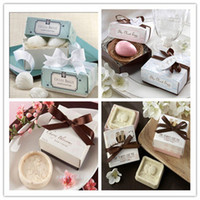 12 different styles wedding favor Soap mixed order wediing g...
