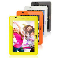 Wholesale KNC MD705 inch Capacitive Screen Android Tablet PC MB DDR3 GB HDMI WIFI G Sample