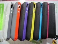 Wholesale Pack Plus mAh External Backup Battery Case for iPhone s G Phone Power Portable Charger Cover
