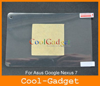 Wholesale LCD Screen Protector Film Guard Skin for Asus Google Nexus W Retail Package MSP483