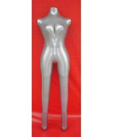 Wholesale Inflatable Fashion show props Female mannequin fullbody female Display Models
