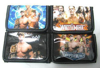 Wallets best interior - pc Well known Wrestling wallet Purses Gift Bags New Fashion Popular Best Gift