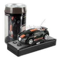 Wholesale hot sale Coke Can Mini RC Radio Remote Control Micro Racing Car TOYS0056