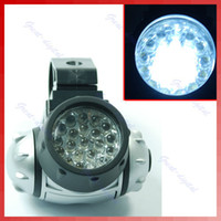 Wholesale 21 Super Bright LED Bike Bicycle Front Light Headlight Torch Lamp FlashLight