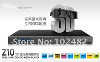 Wholesale Portable HDD Player D BLU RAY DISC P HD Media Network Player D to D BD VFD Display Z10