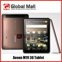 Wholesale Aoson M19 Android Built in G Tablet pc quot IPS Multi Touch G GB