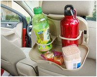 Wholesale Cheap NEWEST Car Seat Multi Tray mount Food table meal Desk Stand Drink Cup Holder high quality