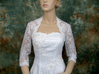 Best Selling 2012 Affordable Long Sleeve Lace Wedding Jacket...