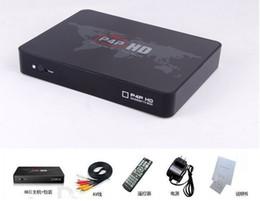 Wholesale P4P P Full HD Internet TV Box Network Set top Box Media Player HDMI HDD Player Diyomate X6II
