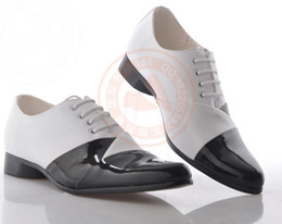 Wholesale BLBG Spell color men s wedding shoes leather shoes ventilate shoes for bridegroom shoes