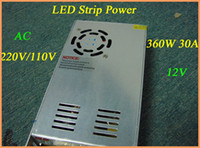 Wholesale 10pcs pack Switching Power Supply AC220V V to W A V