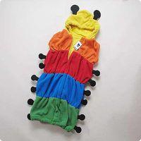 Wholesale baby kids Caterpillar sleeping bag cartoon Sleeping Bags