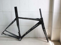 Wholesale Cool Black VIP Time RXRS Ulteam carbon frame Road bike bicycle racing frameset Time frame with gift