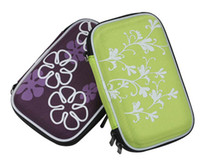 Wholesale 2 quot HDD Hard Drive Disk Case Bag Portable HDD Box Zipper Pouch Case HDD case Shockproof Cover