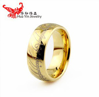 Wholesale 2012 the most popular ring ring king mm tungsten gold ring men s ring