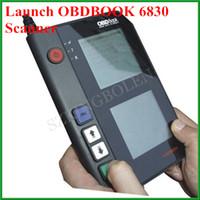 Wholesale 2012 Newest Launch Tech OBDBook OBDII Auto Scanner LAU6830 OBD BOOK Code Reader Scan Tool OBD08
