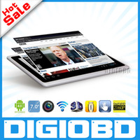 Wholesale 7 quot Allwinner A13 Q88 Tablet PC MB DDR3 GB ROM Android Multi Touch Webcam Wifi Colors