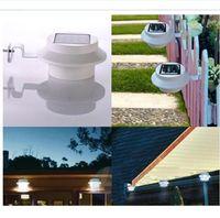 Wholesale Solar LED sink light solar fence light fence lights corridor lamp wall lamp