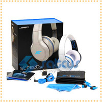 Street Hip-hop par 50 Cent Over-Ear SMS Audio Sync Stéréo DJ Casque
