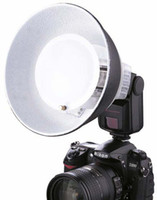 Wholesale Falcon Eyes Mini Reflector White FGA SR178W cm for Flash Gun