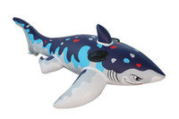 Wholesale Fast custom new Inflatable Animal rider fish design by express