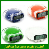 Christmas as shown  Cheap LCD Pedometer Walking Step Distance Calorie Counter Multifunction Digital Fast Free Shipping