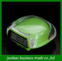 Wholesale Popular Colorful LCD Pedometer Walking Step Distance Calorie Counter Digital Gifts