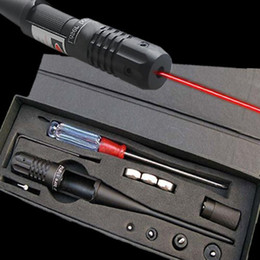 Wholesale caliber red dot laser boresighter rifle boresight