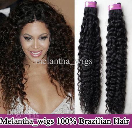 Virgin Brazilian Remy Hair Curly 21
