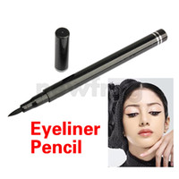 Waterproof Liquid Black Hot Selling! Universal Waterproof Liquid Eye Liner Black Eyeliner Pencil Pen Makeup Cosmetic