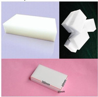 Wholesale Hot Sale Magic Sponge Eraser Melamine Cleaner multi functional sponge for Cleaning100x60x20mm