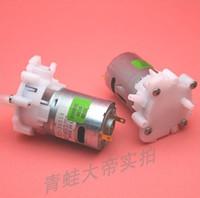 DC pequeña bomba / bomba de aceite / bomba de cebado / importados 360 modelo del motor / de la bomba del motor / barco