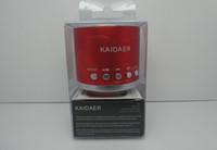 Wholesale Mini Music Angel KD MN01 Multimedia Loudspeak Box Micro SD Card Speaker for MP3