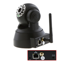 Wholesale ptz ip camera easyn wireless EasyN Webcam CCTV Camera Audio Nightvision WIFI Wireless IP Camera