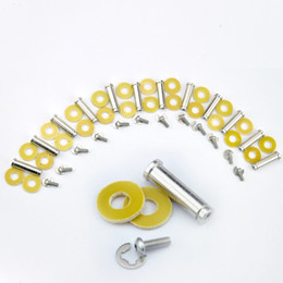 Wholesale 12 sets of the Tattoo Machine Coil Cores Set Phenolic Coil Core Washer tattoo machine accessories