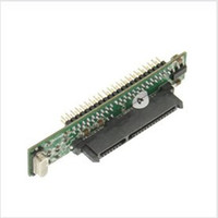 Wholesale F02659 NEW quot SATA HDD SSD to pins IDE Slim adapter