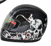Wholesale Tanked T108 motorcycle Helmet full helmet helmet skeleton skull