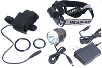 Wholesale High Lumen CREE XM L T6 LED Bicycle bike HeadLight Lamp Flashlight Light Headlamp mAh v
