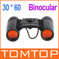 Wholesale 30X60 Zoom Mini Binoculars Telescope Folding Day Vision spotting scope H8784