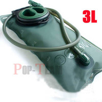 Wholesale 3L Hydration System Water Reservoir Pack Bladder Water TPU bag New