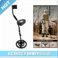 Wholesale High Performance Treasure Hunter Metal Detector for Standard Precious Metal with inch LCD Screen