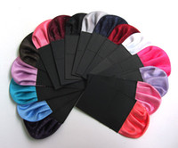 Wholesale Wedding Mens Pocket Square Suit Insert Card Handkerchief Prefold Puff Set